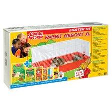 Living World Extra Large Rabbit Resort Starter Kit