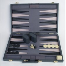 "21"" Backgammon Attache"