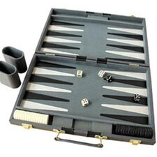 "11"" Backgammon Attache"