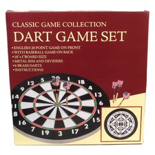 Genuine Bristle Dart Board