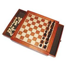 "11.25"" Chess Set"