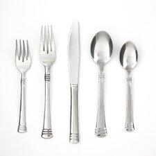 Codie 45 Piece Flatware Set