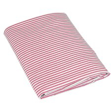 Organic Crib Sheet Stripe
