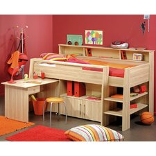 Kurt Mid Sleeper Bunk Bed