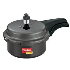 Deluxe Hard Anodized Pressure Cooker
