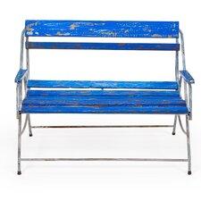 King Fisher Reclaimed Wood Garden Bench
