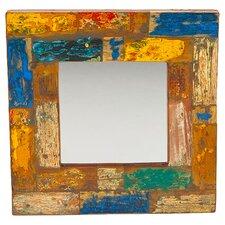 Wish Craft Reclaimed Wood Mirror