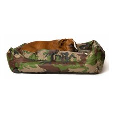 Camouflage Dog Bed