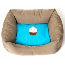 Cup Cake Dog Bed