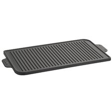 "Signature 18.5"" Reversible Grill Pan & Griddle"