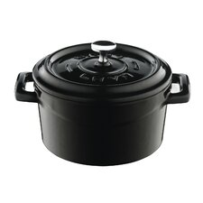Signature Cast Iron Round Dutch Oven