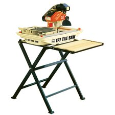 "Tile Pro Series 10 Amp 0.5 HP 115 V 7"" Blade Capacity Tile Table Saw"