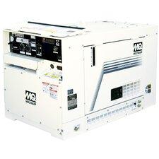 Kubota DC Diesel 120V Generator Welder 500A with Remote Control