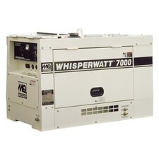 7 Kw Liquid-Cooled Single Phase 120/240 V Standby Generator