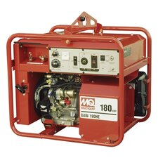 3,000 Watt Honda GX340 180A DC Welder / 3 KW Generator with Recoil Start
