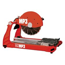 MasonPro 1 1.5 HP Single Phase Masonry Table Saw