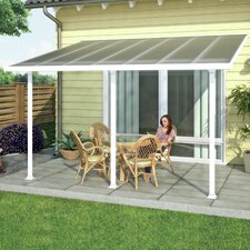 "Feria™ 9'4"" H x 13' W x 42' D Patio Cover Awning"