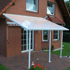"Feria™ Patio Cover 10' H x 14' W x 9'8"" D Patio Cover Awning"