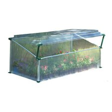 "Single Polycarbonate 41"" W x 22"" D Cold Frame Greenhouse"