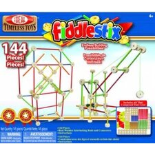 Wood Construction 144 pieces Fiddlestix
