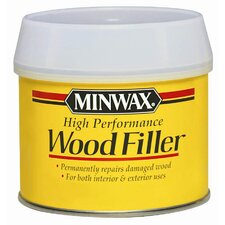 6 Oz High Performance Wood Filler 41600