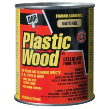 16 Oz Plastic Wood Filler 21506
