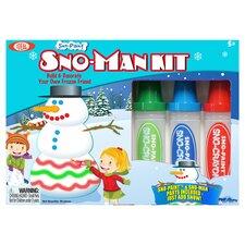 Sno Paint Snowman Kit