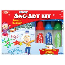 Sno Paint Snow Art Kit