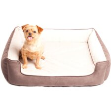 Cozy Bolster Dog Bed (Set of 6)