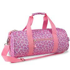 Leopard Sassy Spots Duffle Bag