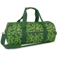 Dino Camo Duffle Bag