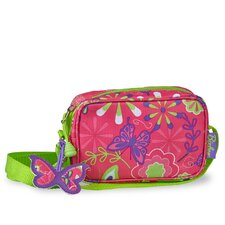 Butterfly Garden Purse Bag