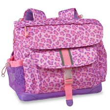 Leopard Sassy Spots Backpack