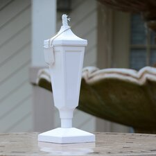 Die Cast Classic Tabletop Torch