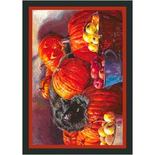 Fall Pumpkin Patch Mat
