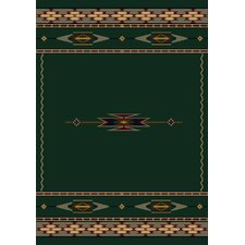 Signature Eagle Canyon Emerald Area Rug