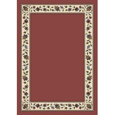 Signature Symphony Rose Quartz Solid Area Rug