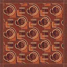 Pastiche Modernes Rusted Earth Area Rug