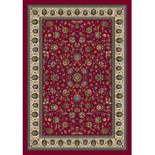 Signature Persian Palace Ruby Area Rug