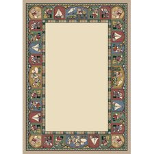 Signature Toy Parade Pearl Mist Area Rug