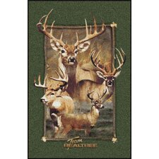 Realtree Jordan Bucks Novelty Rug