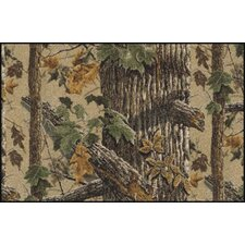 Realtree X-tra Solid Camo Novelty Rug