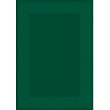 Design Center Emerald Brocade Area Rug