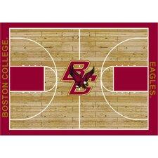 College Court NCAA Boston College Novelty Rug
