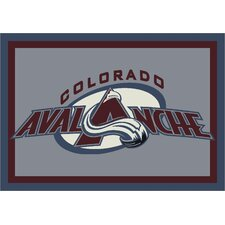 NHL Team Spirit Novelty Rug