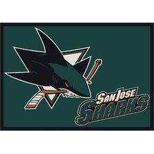 NHL Team Spirit Novelty Rug