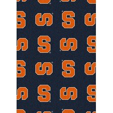 College Repeating NCAA Novelty Rug