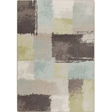 Mix and Mingle Coastal Fair And Square Rug