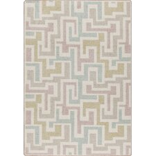 Mix and Mingle Pastel Junctions Rug
