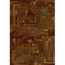 Innovation Autumn Twill Dark Chocolate Area Rug